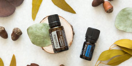 Natural Health With DōTERRA Essential Oils and Breakfast tickets