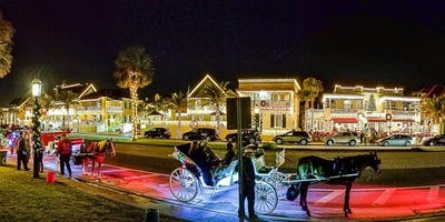 Nights of Lights by Golf Cart Limo