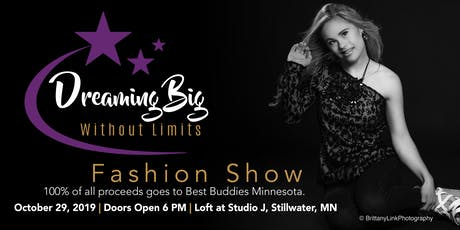 Dreaming Big Without Limits Fashion Show for Best Buddies Minnesota tickets