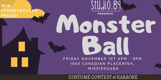Studio.89's Monster Ball