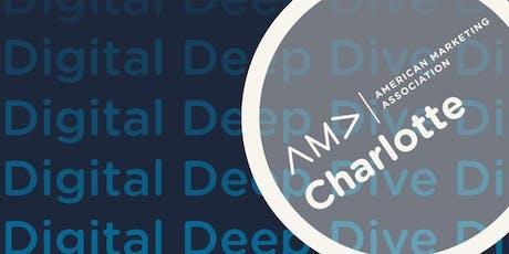 Digital Deep Dive tickets