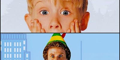 Home Alone and Elf Open Air Double Bill screening in Tonbridge