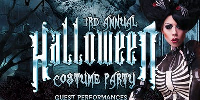 Halloween Costume Party 3rd annual