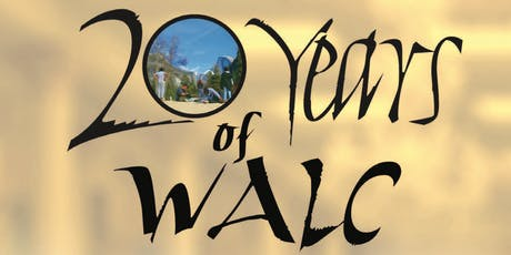 WALC's 20th Anniversary Fundraising Gala tickets