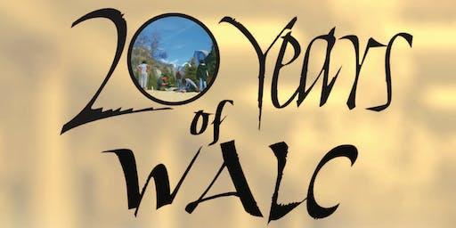 WALC's 20th Anniversary Fundraising Gala