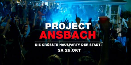 Project Ansbach Tickets