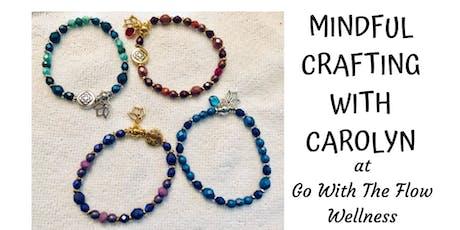 Make & Take Lotus Bracelet tickets