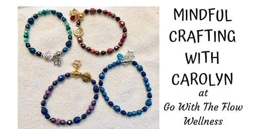 Make & Take Lotus Bracelet