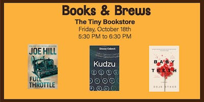 Books and Brews: Craft Beer and Book Pairing