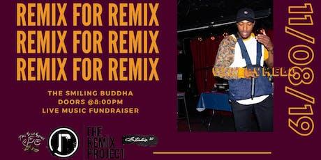 Remix for Remix tickets