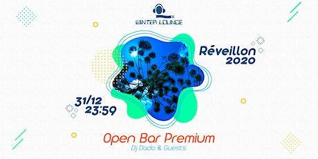 REVEILLON 2020 - Open Bar Premium @ WINTER LOUNGE - CAMPOS DO JORDÃO ingressos