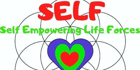 SELF - Healing Self Cycle tickets