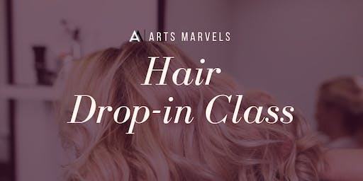 Copy of Hair Styling Training Class