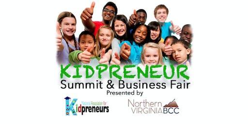 Kidpreneur Summit & Business Fair