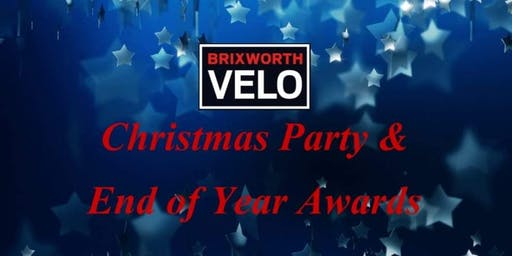 Brixworth Velo 2019 Awards & Christmas Party