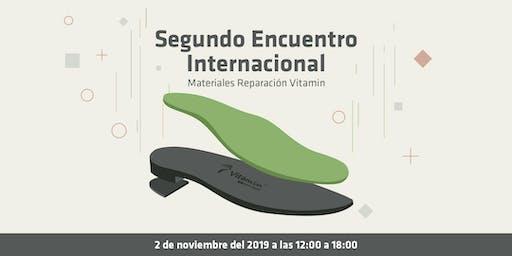 Segundo Encuentro Internacional de Material de reparación Vitamin
