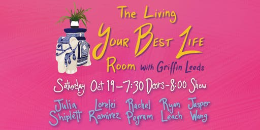 The Living Your Best Life Room 10/19/19
