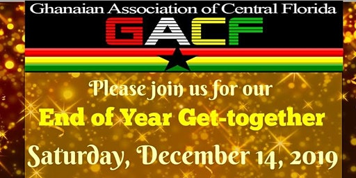 GACF End of Year Get-together