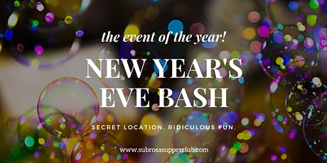 New Year's Eve Bash tickets