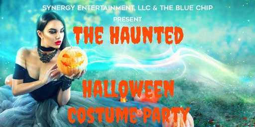 The Haunted Halloween Costume Party @ The Blue Chip