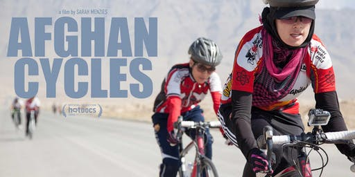 Afghan Cycles (2018) Screening & Discussion