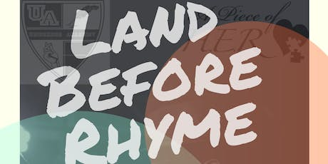 Land Before Rhyme tickets