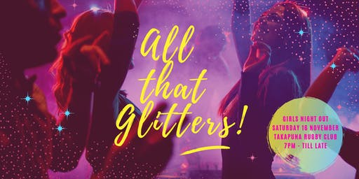 All that Glitters Heart Kids Fundraiser - Auckland