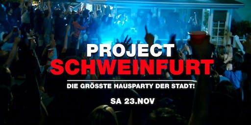 Project Schweinfurt