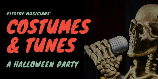 Costume & Tunes - A Halloween Party