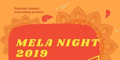 MELA 2019 | Pakistani Student Association tickets