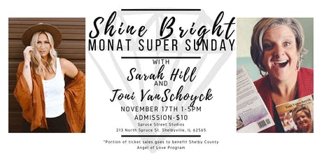 Shine Bright-Monat Super Sunday tickets