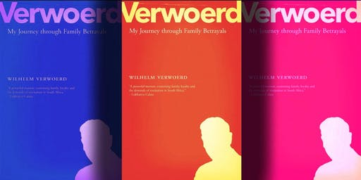"Book Launch ""Verwoerd: My Journey through Family Betrayals"""