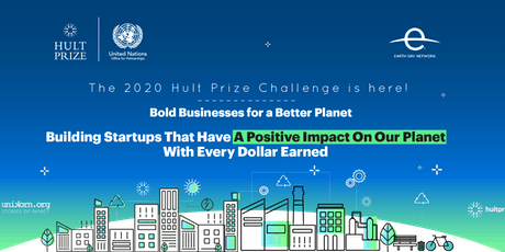 Hult Prize WU Info session tickets