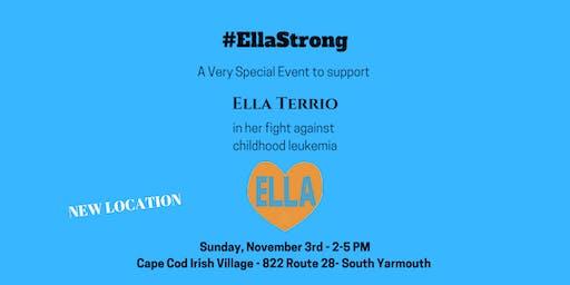 #EllaStrong to Benefit Ella Terrio