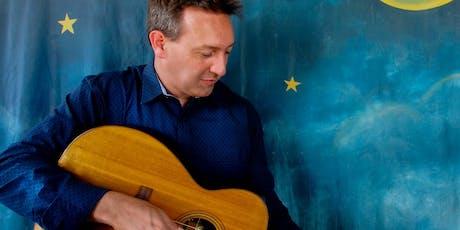 Spätsünder Meisterkonzert: Clive Carroll, Gitarre Tickets