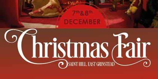 Saint Hill Christmas Fair