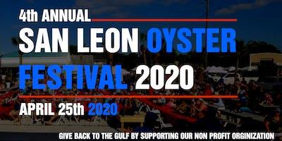 4th Annual San Leon Oyster Fest