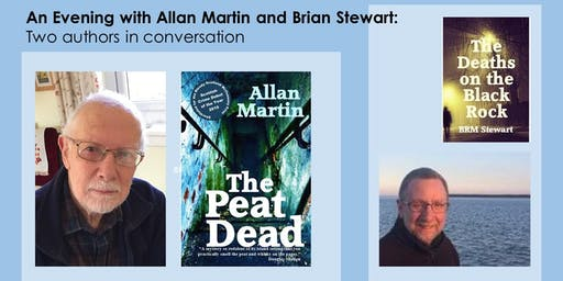 An Evening with Allan Martin and Brian Stewart: Two authors in conversation