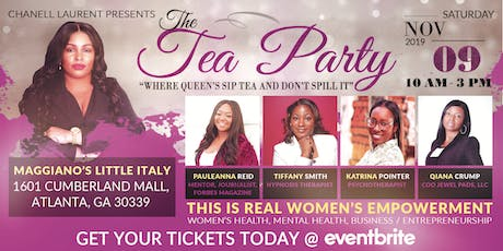 The TEA Party tickets