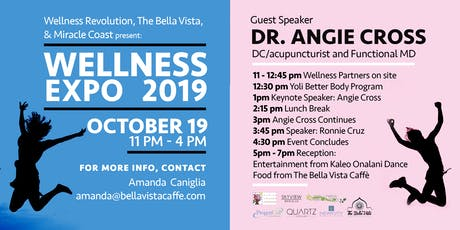 Wellness Expo 2019 tickets