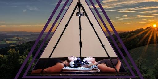 Wellness Wednesday: Light & Sound Meditation Experience