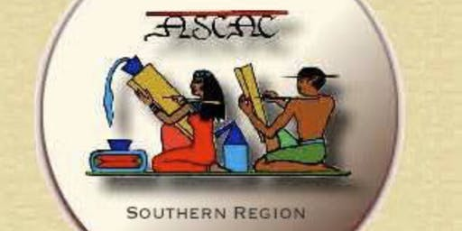 ASCAC Southern Regional Conference - November 22-23, 2019