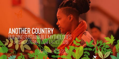 Mosaic Literary Conference 2019: Another Country tickets