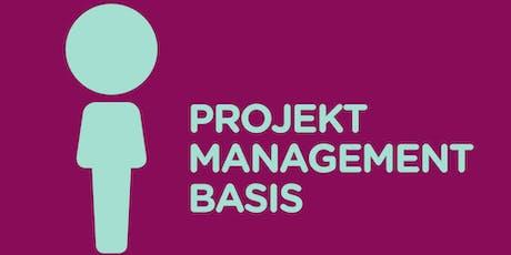 PROJEKTMANAGEMENT Basis *Speziell für Mitarbeiter in Start-ups & Projektbüros* Tickets