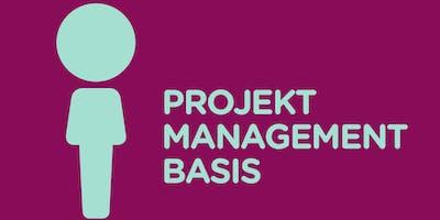 PROJEKTMANAGEMENT Basis *Speziell für Mitarbeiter in Start-ups & Projektbüros*