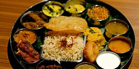 Taste of South India from the Happy Food Supper Club tickets