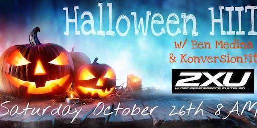 Halloween HIIT w/ Ben Medina & KonversionFit