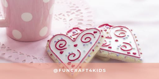 Decorate a cookie birthday party
