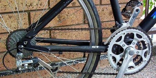 formation transmission de vélo