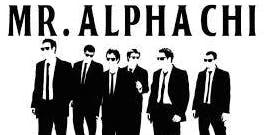 Mr. Alpha Chi